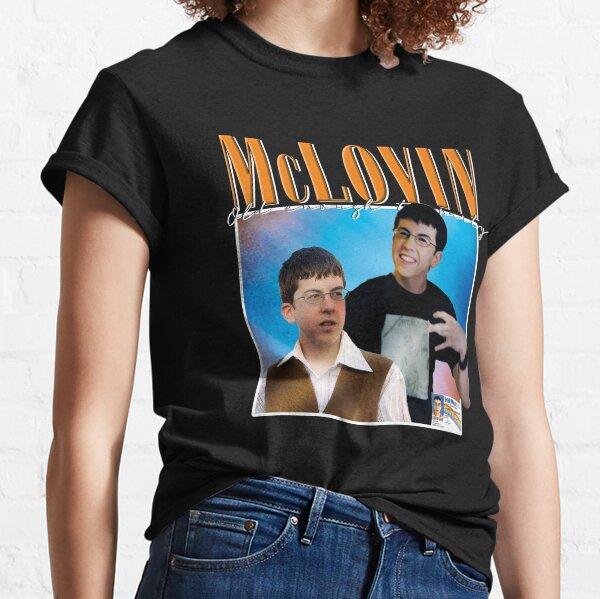 McLovin al estilo de los 90 Camiseta clásica