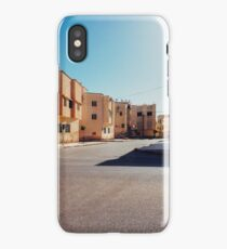 Buildings in Small Moroccan Town iPhone Case/Skin