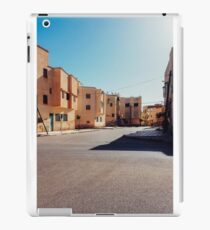 Buildings in Small Moroccan Town iPad Case/Skin
