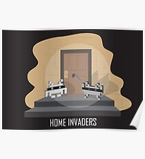 Home invaders Poster