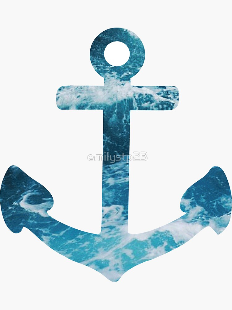 Ocean Anchor by emilystp23