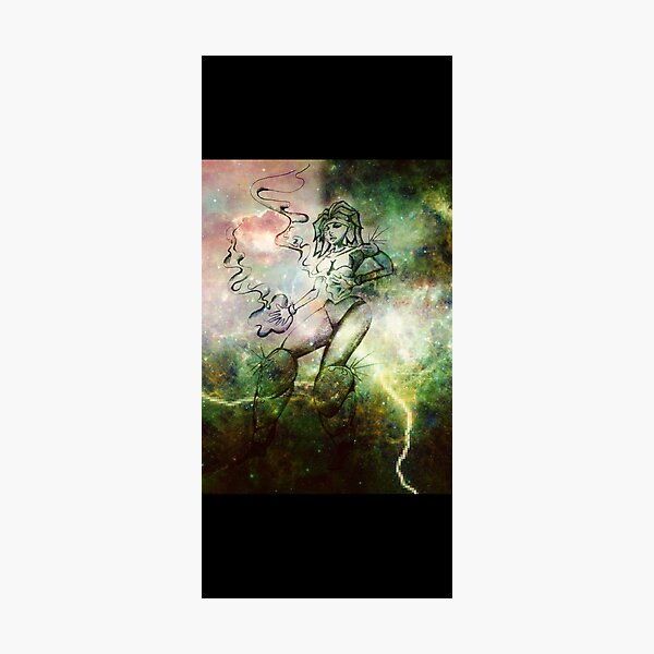 Kantyi Sora's finial form Photographic Print