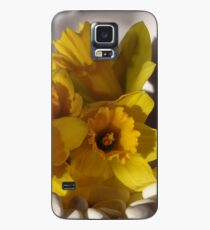 Daffodils Case/Skin for Samsung Galaxy