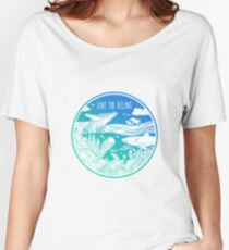 Save the Oceans! Women's Relaxed Fit T-Shirt