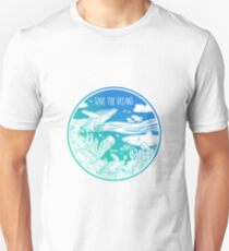 Save the Oceans! T-Shirt