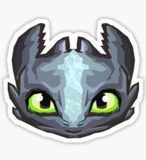 Dragon Vector Sticker