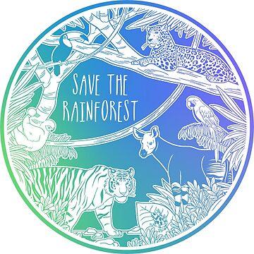 ¡Salva la selva! de Chikagi