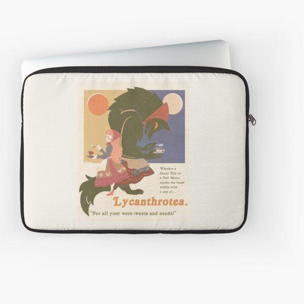 Lycanthrotea Laptop Sleeve