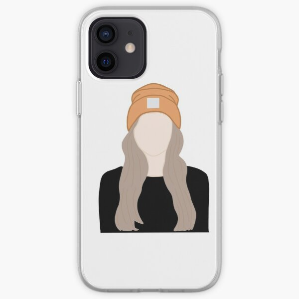 Bonnet fille Coque souple iPhone