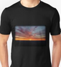 Breaking Through Morning Unisex T-Shirt