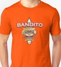 Bandito Surfboards Unisex T-Shirt