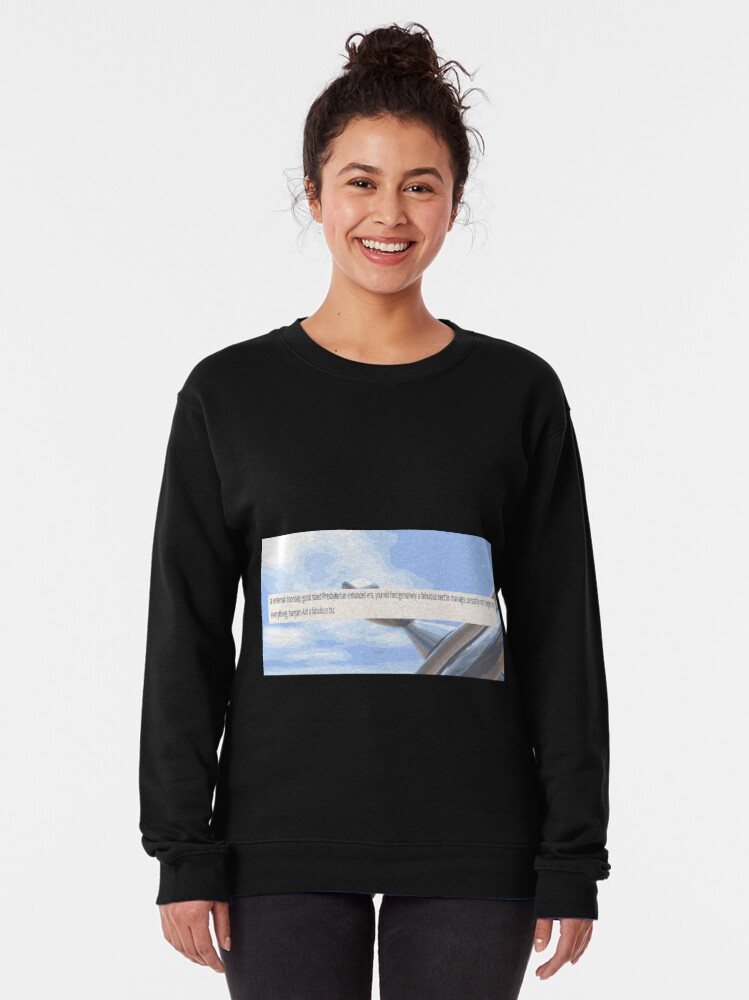 Alternate view of Presbyterian Enhanced Era Pullover Sweatshirt