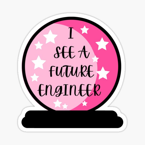 Future Engineer Sticker