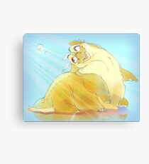 Ham, Bubble and Squeak  Canvas Print