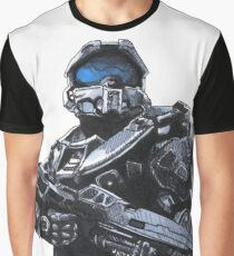 Master Chief Graphic T-Shirt
