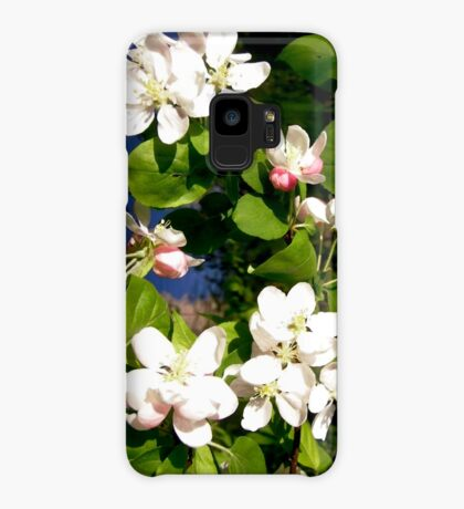 Apple Blossoms Case/Skin for Samsung Galaxy