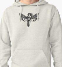 Venus Metamorphosed Into Moth Pullover Hoodie