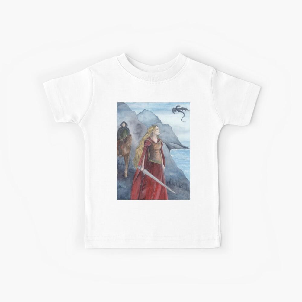 Eventide Camiseta para niños