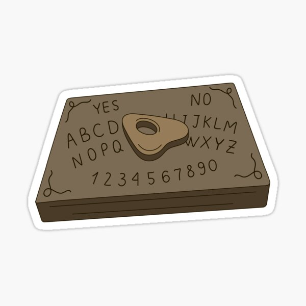 Ouija Board ~ Phasmophobia Sticker