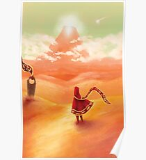 Journey - I Was Born For This Poster