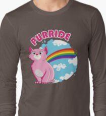 Gay Purrride T-Shirt