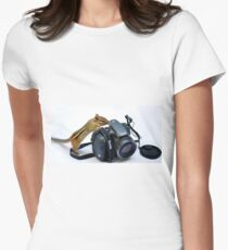 The Kodak Guy Womens Fitted T-Shirt