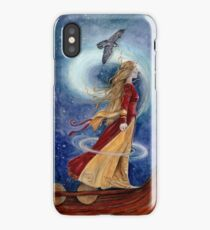 The Goddess Freyja - Shapeshifter iPhone Case