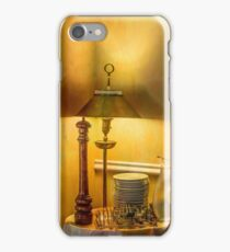 Tableware at Tony Stella's iPhone Case/Skin