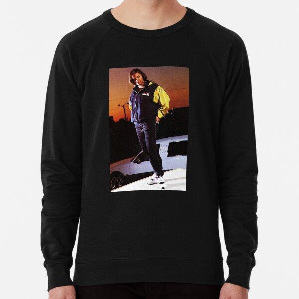 vintage latifah portrait Lightweight Sweatshirt