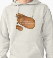 Don't talk to me or my son ever again - geek Pullover Hoodie