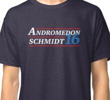 Election 2016 - Andromedon & Schmidt Classic T-Shirt