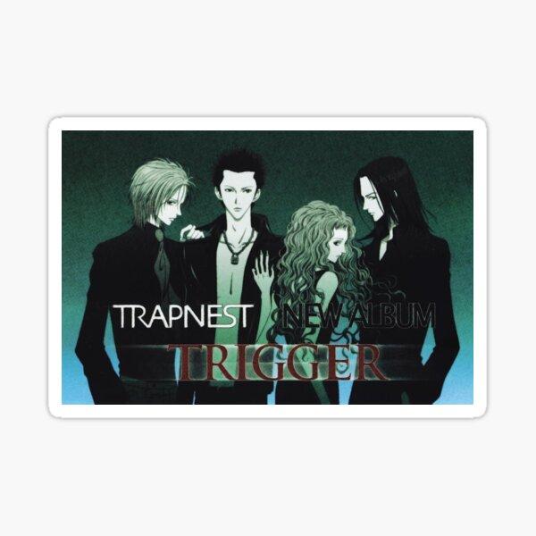 Nana Trapnest Sticker