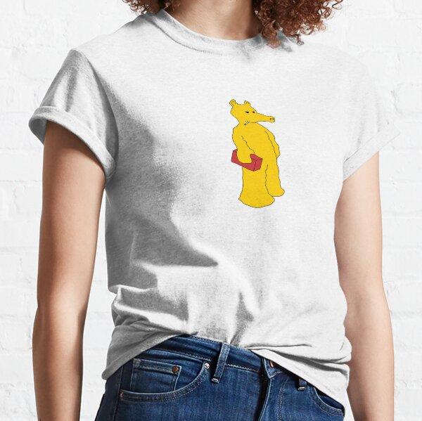 cuasimoto Camiseta clásica