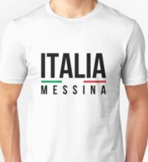 Messina Italia  T-Shirt