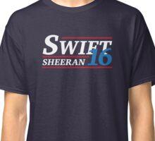 Election 2016 - Swift & Sheeran Classic T-Shirt
