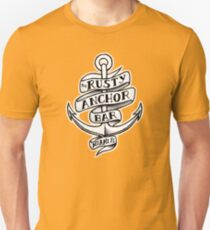 Camiseta unisex El Rusty Anchor Bar