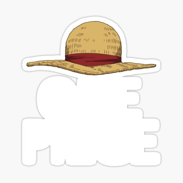 shanks one stickers redbubble