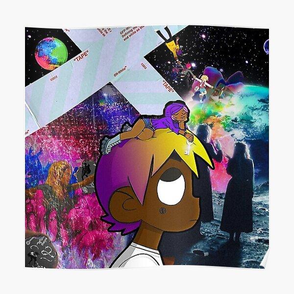 Album Uzi Collage Poster
