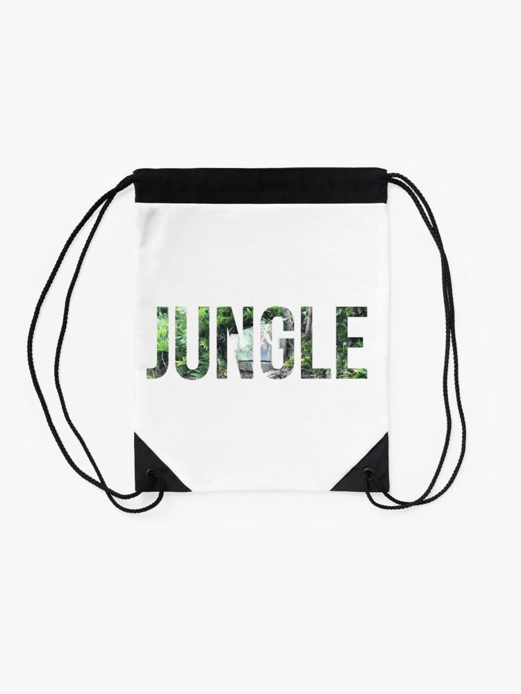 50058a9b621d JUNGLE BAE, DRAKE, JACK U SKRILLEX DIPLO | Drawstring Bag