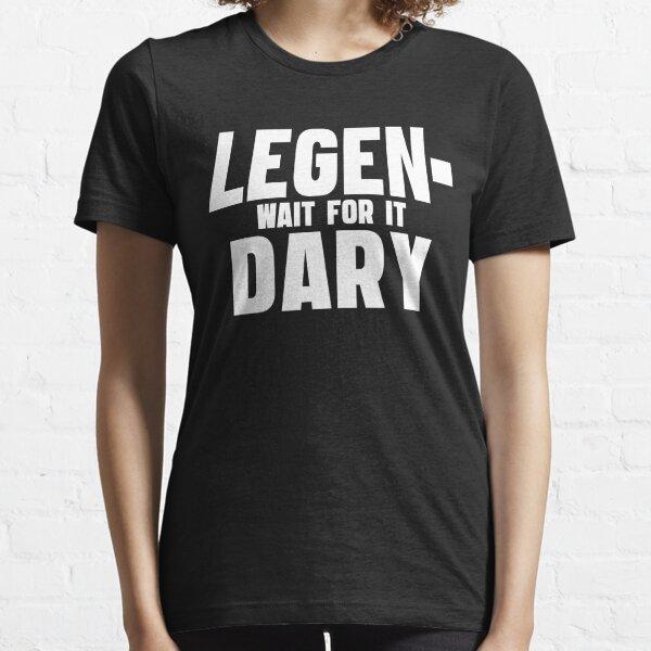 Legendario: cómo conocí a tu madre Camiseta esencial
