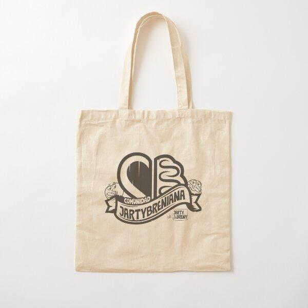 COMUNIDAD JARTYBRENIANA - GRIS Bolsa de algodón