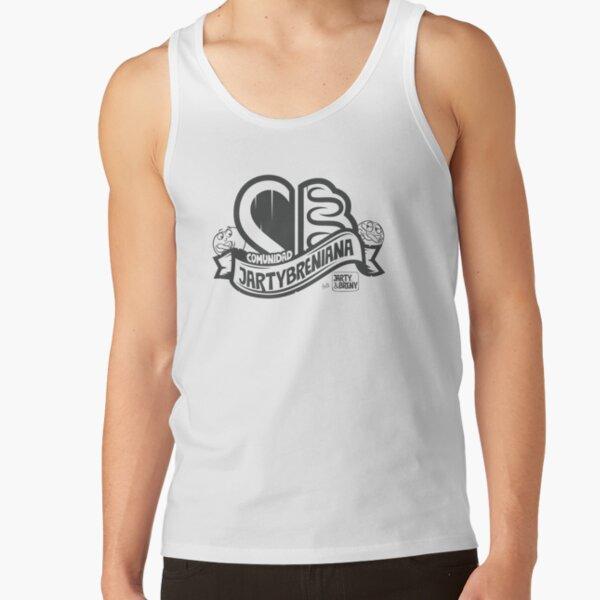 COMUNIDAD JARTYBRENIANA - GRIS Camiseta de tirantes
