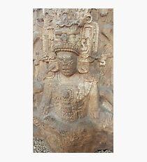 Mayan Photographic Print