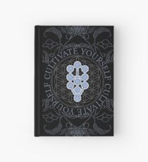 Cultivate Yourself Kabbalah Tree of Life Hardcover Journal