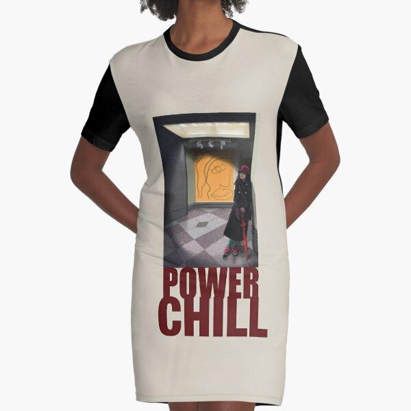 Urban Lady #2 Graphic T-Shirt Dress