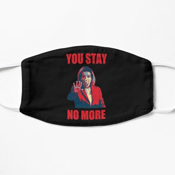 Nancy Pelosi Flat Mask