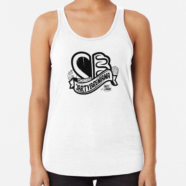 COMUNIDAD JARTYBRENIANA - NEGRO Camiseta con espalda nadadora