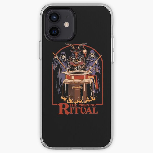 The Morning Ritual iPhone Soft Case