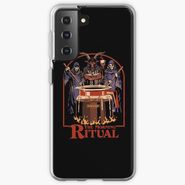 The Morning Ritual Samsung Galaxy Soft Case