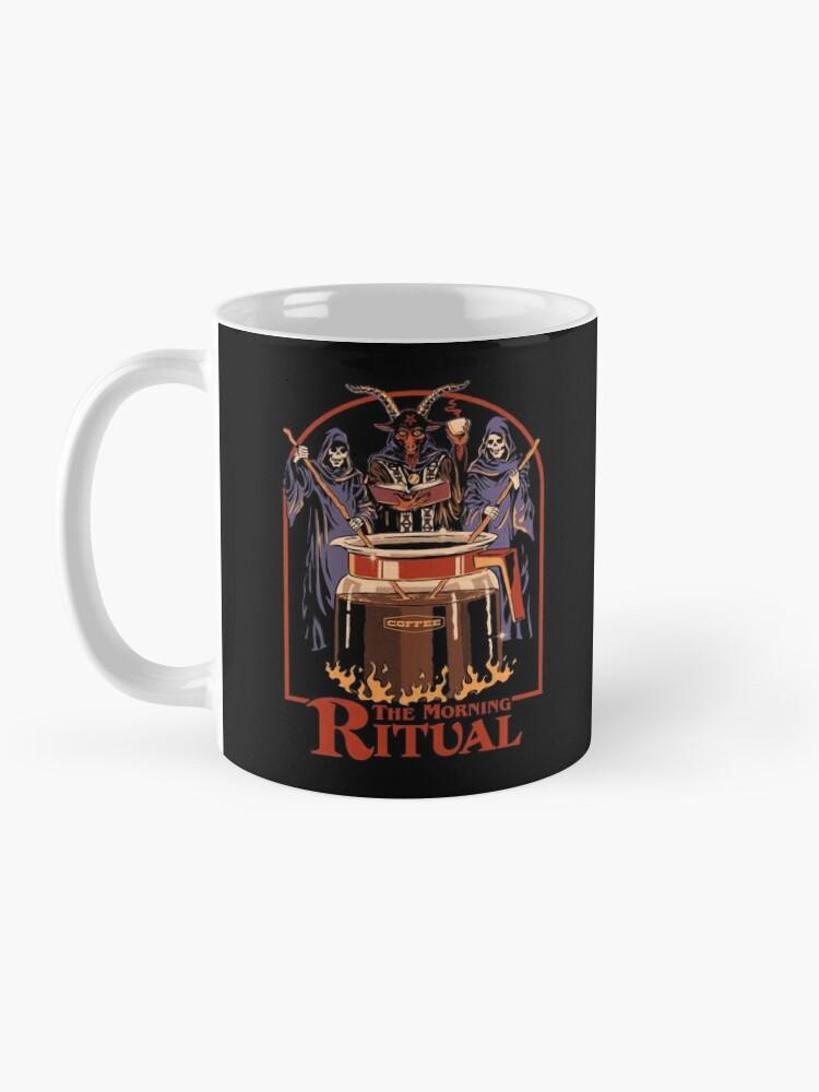 Alternate view of The Morning Ritual Mug